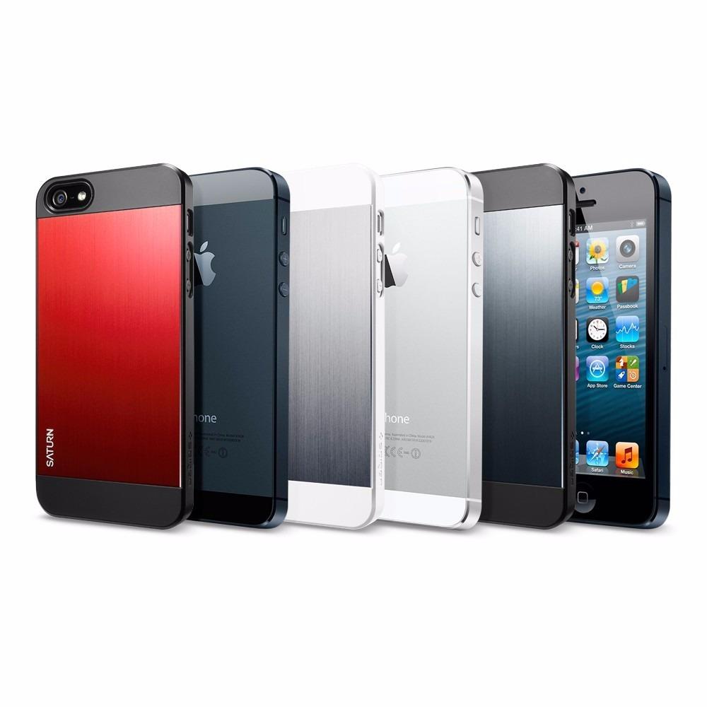 capa case saturn slim armor tough spigen iphone 5 5s. Black Bedroom Furniture Sets. Home Design Ideas