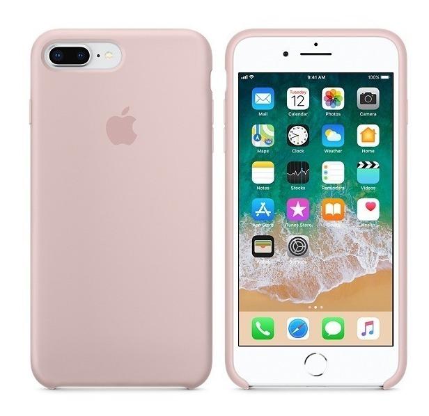 2a9268eb7e0 Capa Case Silicone iPhone 6 6s 7 8 Plus X Xr Xs Max Original - R$ 43 ...