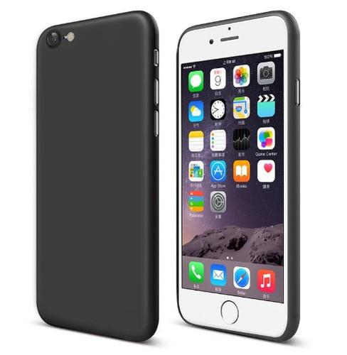capa case silicone iphone 7 tela 4,7  + película de vidro