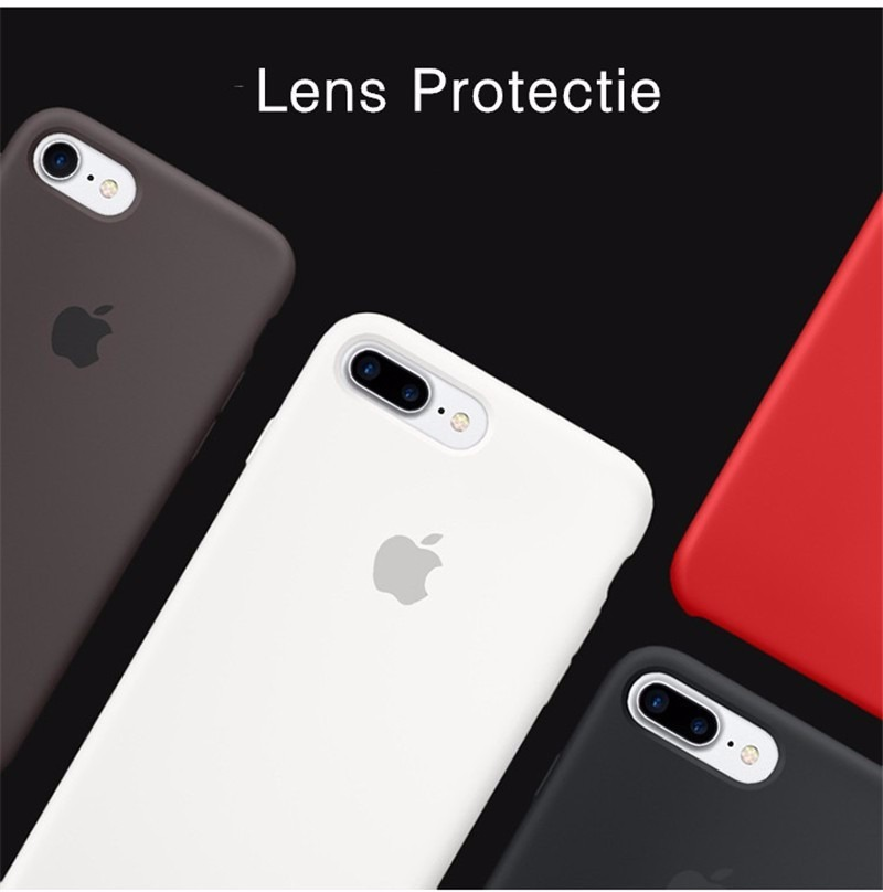 cdc28f585 capa case silicone p celular original da apple iphone 8 plus. Carregando  zoom.