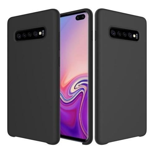 capa case silicone samsung cover galaxy s10 plus