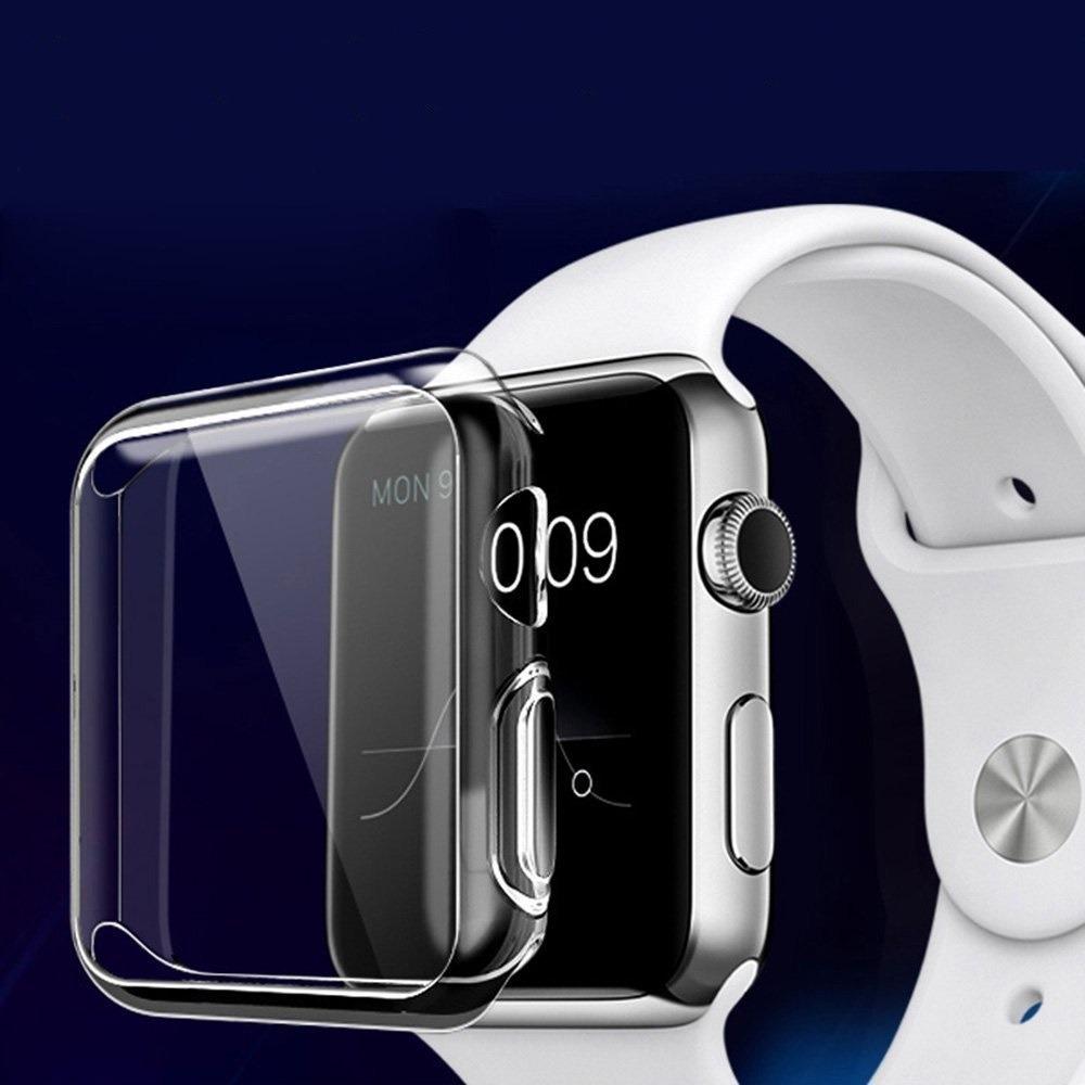 a03e79eb1f0 capa case silicone tpu apple watch series 1 2 3 42mm. Carregando zoom.