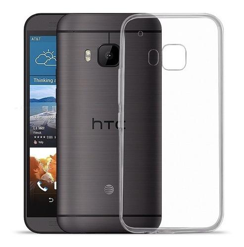 capa case silicone tpu celular htc one m9 pelicula gratis