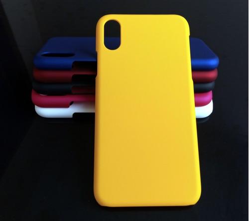 capa case super fina apple iphone 5 6 7 8 x xs plus se
