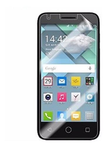 capa case tpu alcatel pixi 3 4.0 one touch pelicula gratis