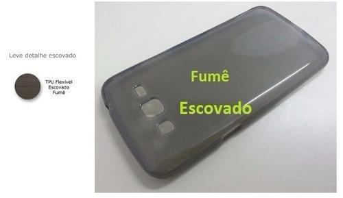 capa case tpu + pelicula de vidro galaxy grand duos 2 g7102