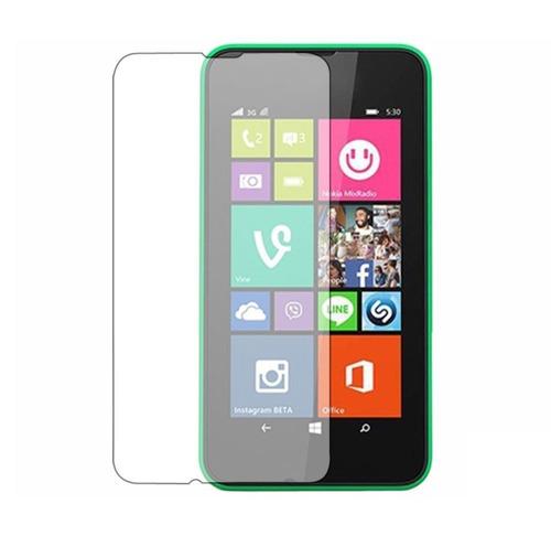 capa case tpu + película vidro temperado nokia lumia 635 630