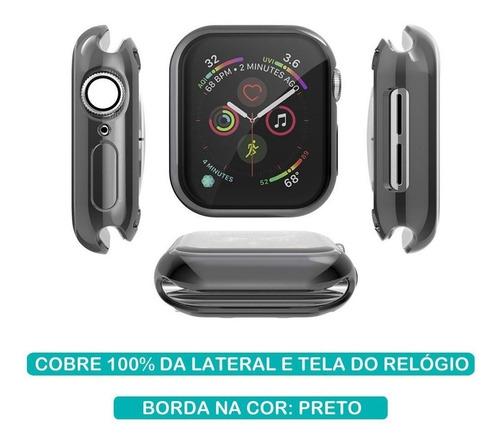 capa case tpu premium para apple watch 5 44mm series 5