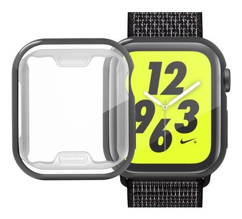 capa case tpu premium para apple watch series 4 e 5 40mm