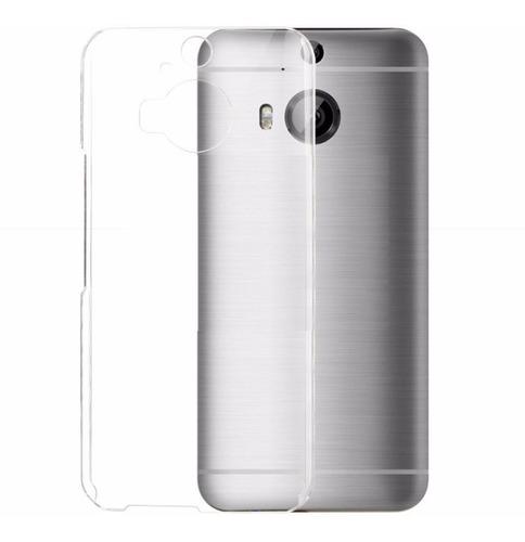 capa case tpu ultra fina htc one m9 plus 5.2 pelicula gratis