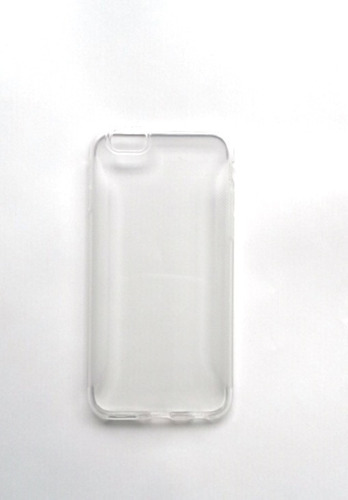 capa case transparente resistente para iphone 6 plus