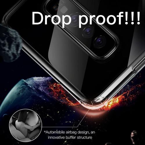capa case ultra slim galaxy s10 plus baseus 100% original