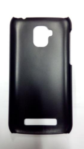 capa  celular umi x2 plastico duro preta excelente qualidade