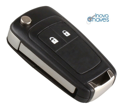capa chave canivete gm chevrolet cruze onix s10 spin tracker
