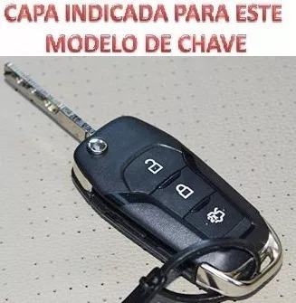 capa chave ford