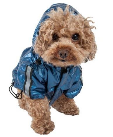 8e0f0d9c5 Capa De Chuva P/ Cachorros (roupa, Acessório, Blusa, Casaco) - R ...