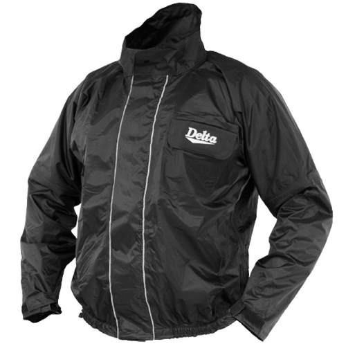capa chuva jaqueta + calça nylon imperm. delta new flash 3g
