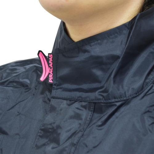 capa chuva moto