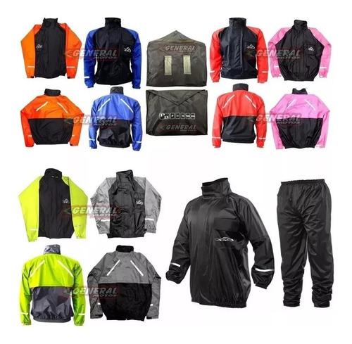capa chuva pb moto nylon blusa calça impermeável muito leve