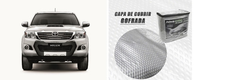 capa cobertura pick up  impermeavel ford ranger cd 2003