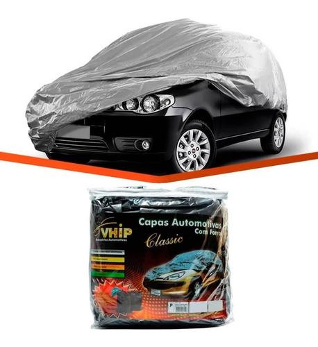 capa cobrir carro com forro c/bag guardar apos uso tamanho p