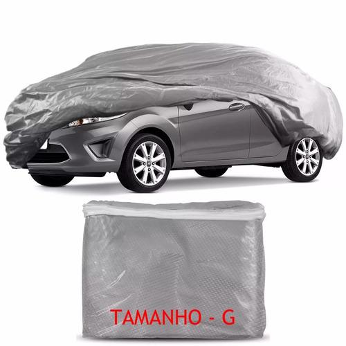 capa cobrir carro corsa classic sedan forrada impermeável
