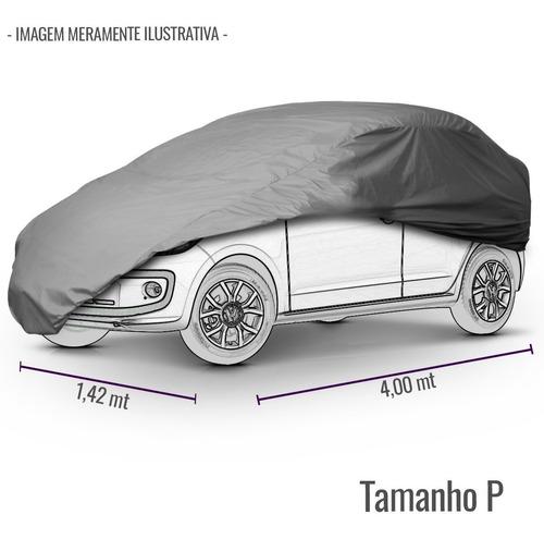 capa cobrir carro extreme forro central