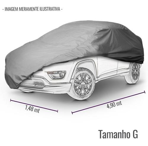 capa cobrir carro extreme forro central g