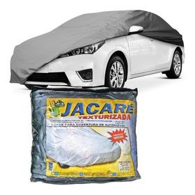 Capa Cobrir Carro Jacaré Forrada 100% Impermeável P M G