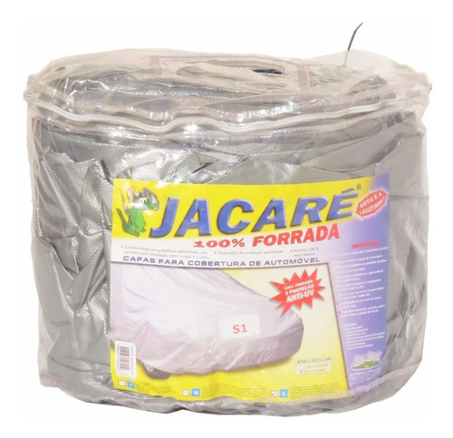 capa cobrir jacaré 100% forro impermeável p/ volkswagen van