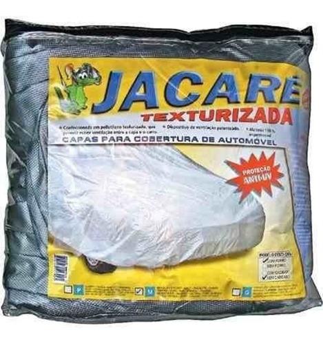 capa cobrir jacaré forrada 100% impermeável p/ novo prisma