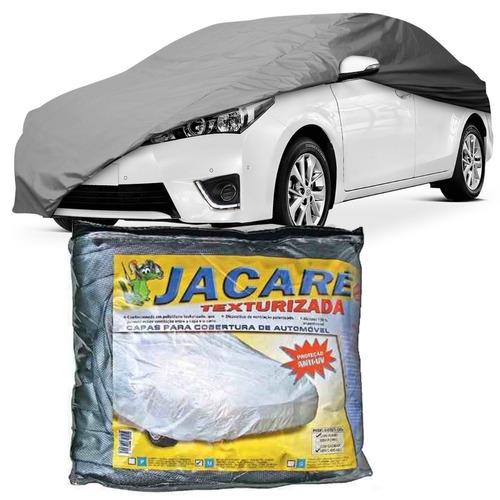 capa cobrir jacaré forro 100% impermeável p/ megane grand to