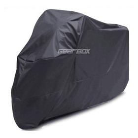 Capa Cobrir Moto Anti-chama Fazer 250/150 Com Bau/bauleto