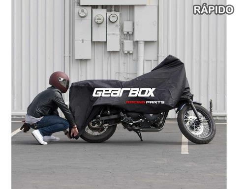 capa cobrir moto biz lead fan titan 125 150 160 forrada