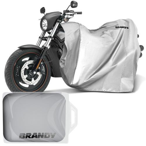 capa cobrir moto brandy térmica impermeável proteção anti-uv