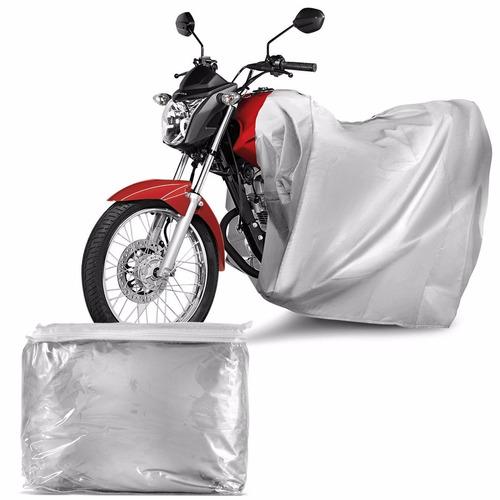 capa cobrir moto honda cb 300r 400 500 600f cbr 600f rr nxr