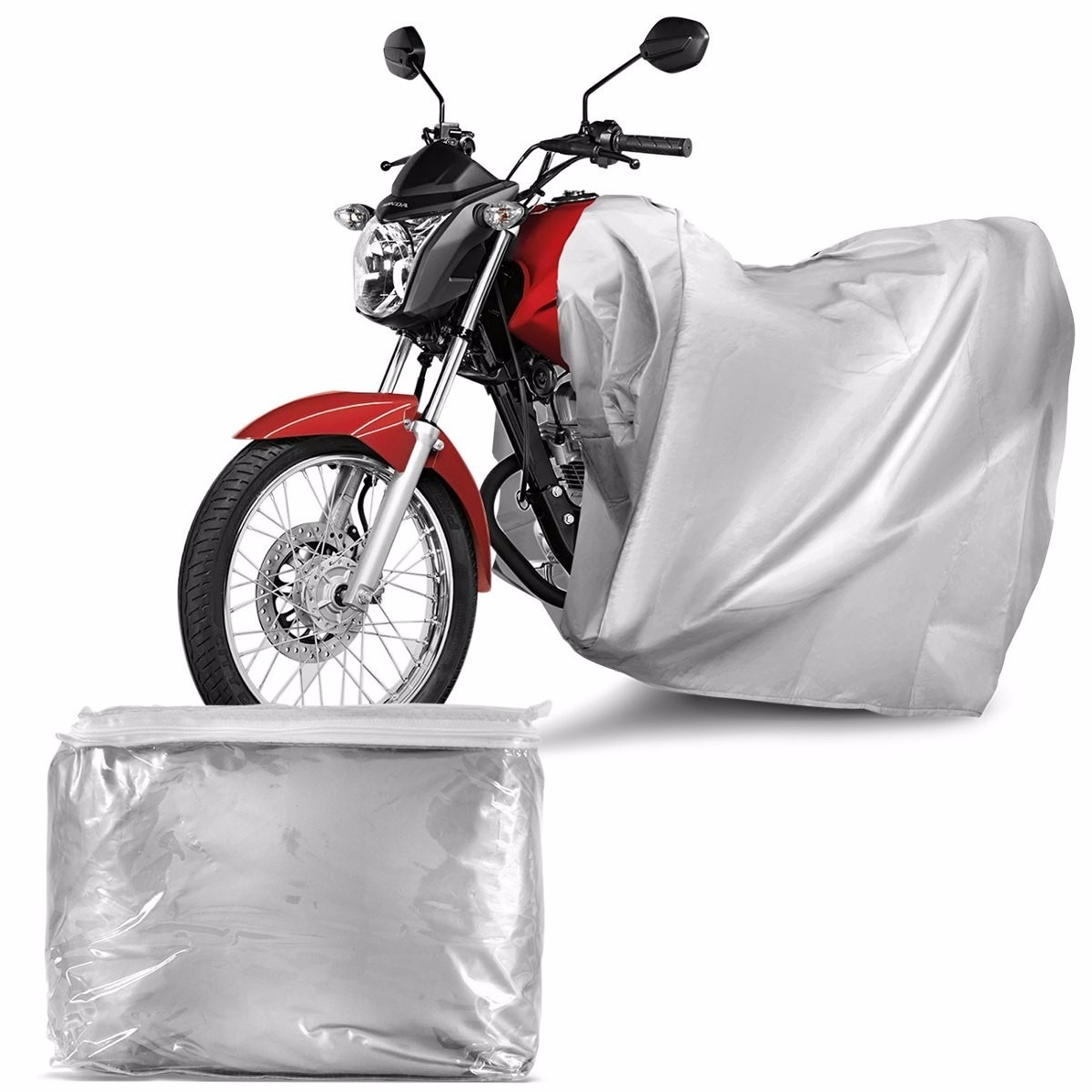 4a29e829488 Capa Cobrir Moto Xre 300 Dt Lander Xtz 250 Xj6 Xt 225 600 E - R$ 32,39 em Mercado  Livre