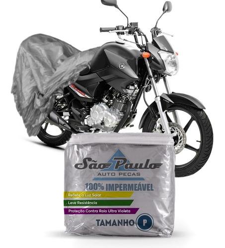 capa cobrir moto yamaha  xtz 125 impermeável proteção solar