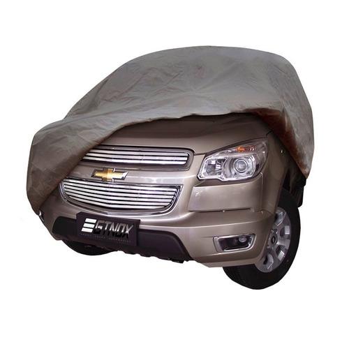 capa cobrir pick up  100% impermeavel chevrolet s10 cd 2002
