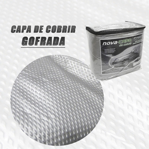 capa cobrir pick up camionete 100% impermeavel  s10 cd 2004
