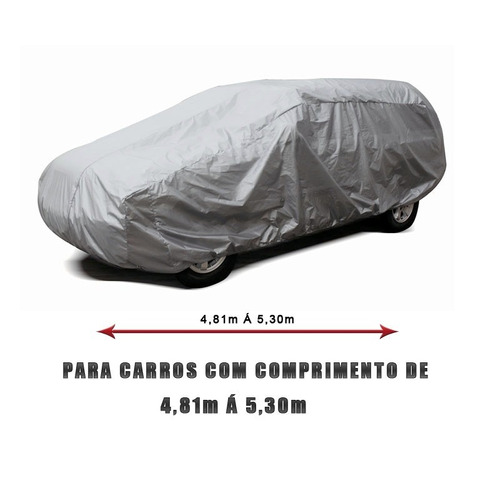 capa cobrir pick up camionete carro grande extra gg ranger