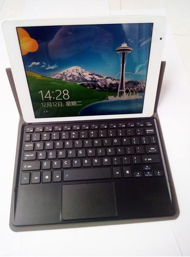 capa com teclado touchpad(mouse) p/ samsung tab a 2016 10.1