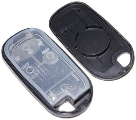 capa controle alarme honda 2 botões