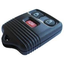 capa controle carcaça do alarme ford 3 botões fiesta ranger