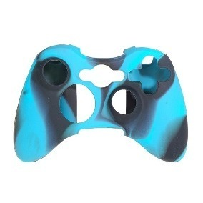 Capa Silicone Controle Xbox 360 Oem Fr-313 - R  12,00 em Mercado Livre 933c8b7b47