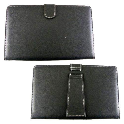capa couro case teclado usb universal tablet 8 e 8.9 polegad