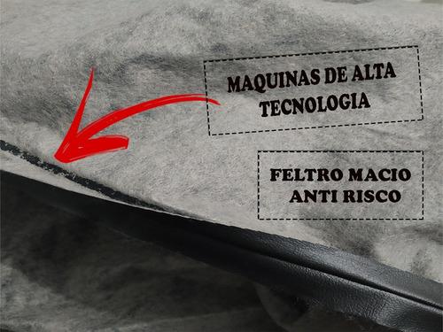 capa couro ecológico cobrir carro p m g barato frete grátis