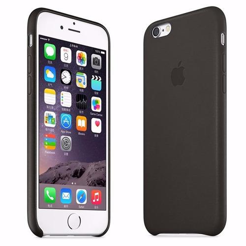 capa couro iphone
