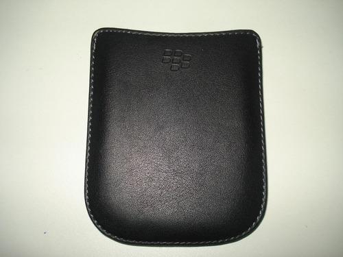 capa couro pocket original blackberry mod.hdw-19815-001