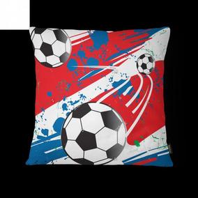 f9af3560bbed10 Capa De Almofada Design Futebol 43x43cm Belchior